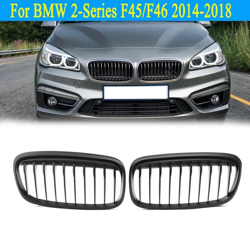 BMW 2/'F45 F46 Active//GRAN TURISMO Paraurti Anteriore Luce Antinebbia Griglia-sinistra JS