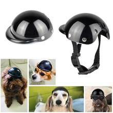 Motorcycle-Helmet Costume Protect-Supplies Dog-Cap Animal Funny Party Cosplay Pet