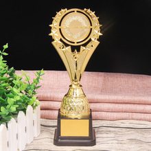 Trophy-Cup Champion Football-Awards-Cup Custom Gold Souvenirs Sport Winner Gift Red Craft