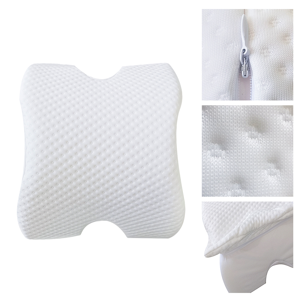 Foam Bedding Pillow Anti-pressure Hand Pillow Neck Protection Slow Rebound