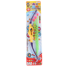 Toy Bow-Arrow-Set Sucker Shooting Plastic Kids Children for Outdoor Funny with Gifts-Set