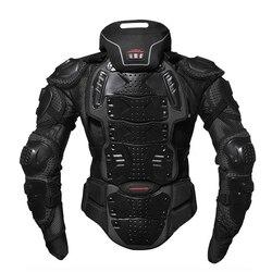 HEROBIKER мотоциклетная куртка мотоциклетная Броня гоночная защита для тела куртка для мотокросса мотоциклетная Защитная Экипировка + защита д...