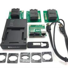 Medusa box Medusa Pro II box full set ( UFS95/UFS153/eMMC 4 in 1 socket adapter)