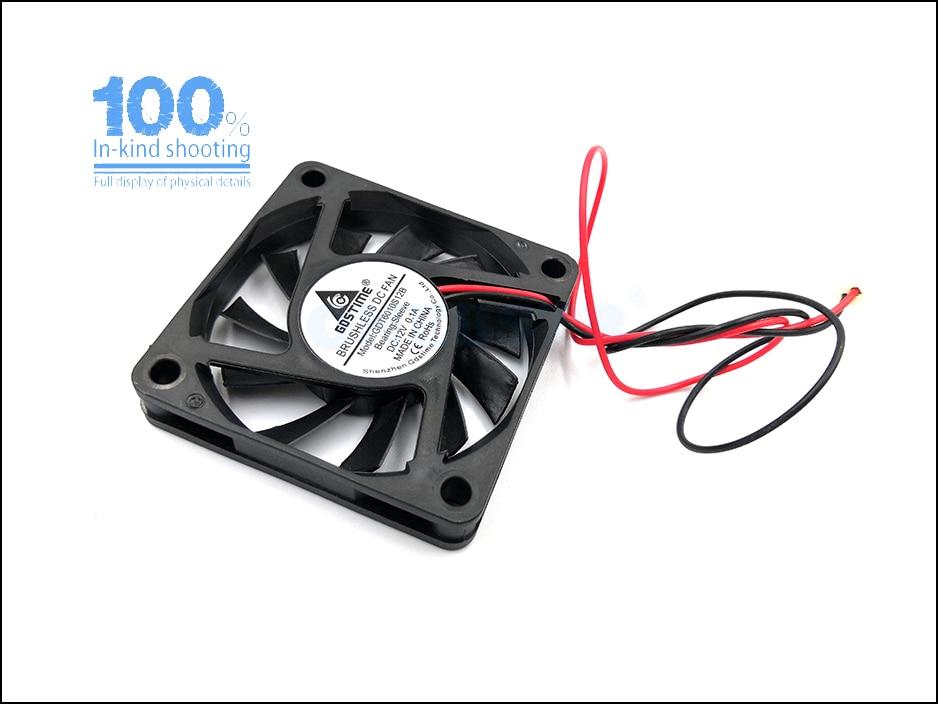 6010 Brushless Fan DC 5V 12V 24V 60X60X10mm Computer PC CPU Case Cooling Fan 6cm 60mm USB 2PIN 3PIN Cooler Fans  free shipping 11