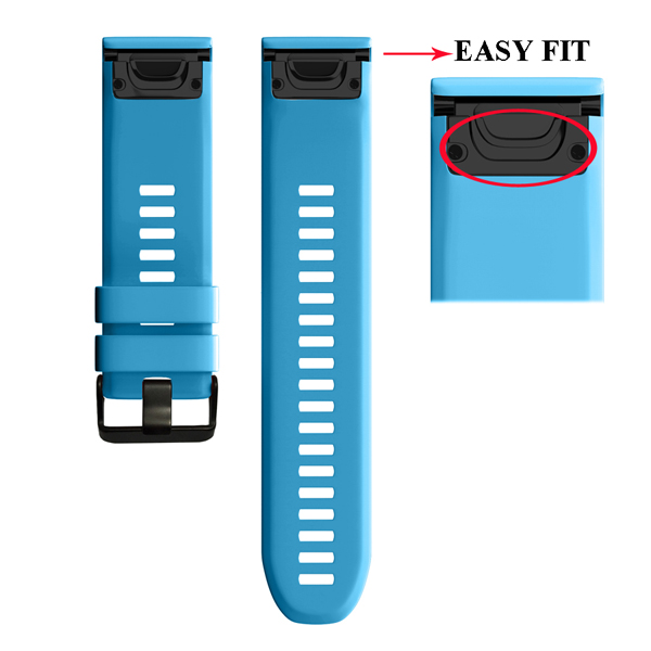 26-22MM-Quick-Release-Easy-Fit-Silicone-Watch-Wrist-band-Strap-for-Garmin-Fenix-5X-5(7)