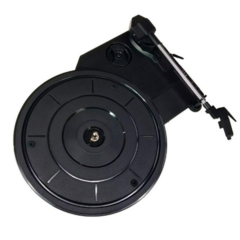 2 Piezas Reproductores de Discos de Vinilo de 12 Pulgadas Tocadiscos para el hogar Disco Protector Alfombrilla Antideslizante Reemplazo Accesorios Alfombrilla para Discos de Vinilo