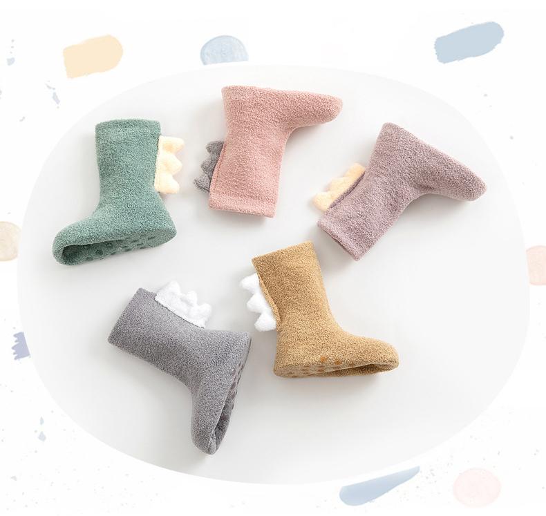 Dinosaur Socks 2