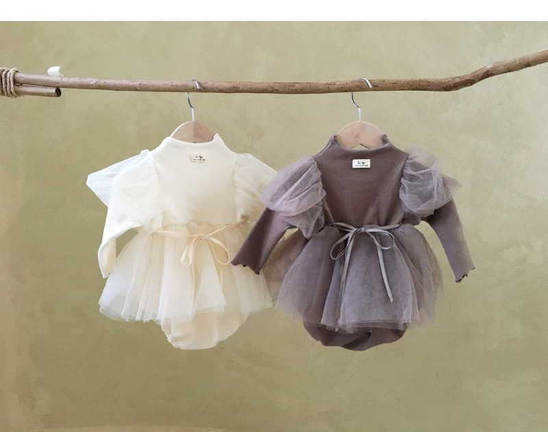 Baby Princess Party Wedding Dress 2