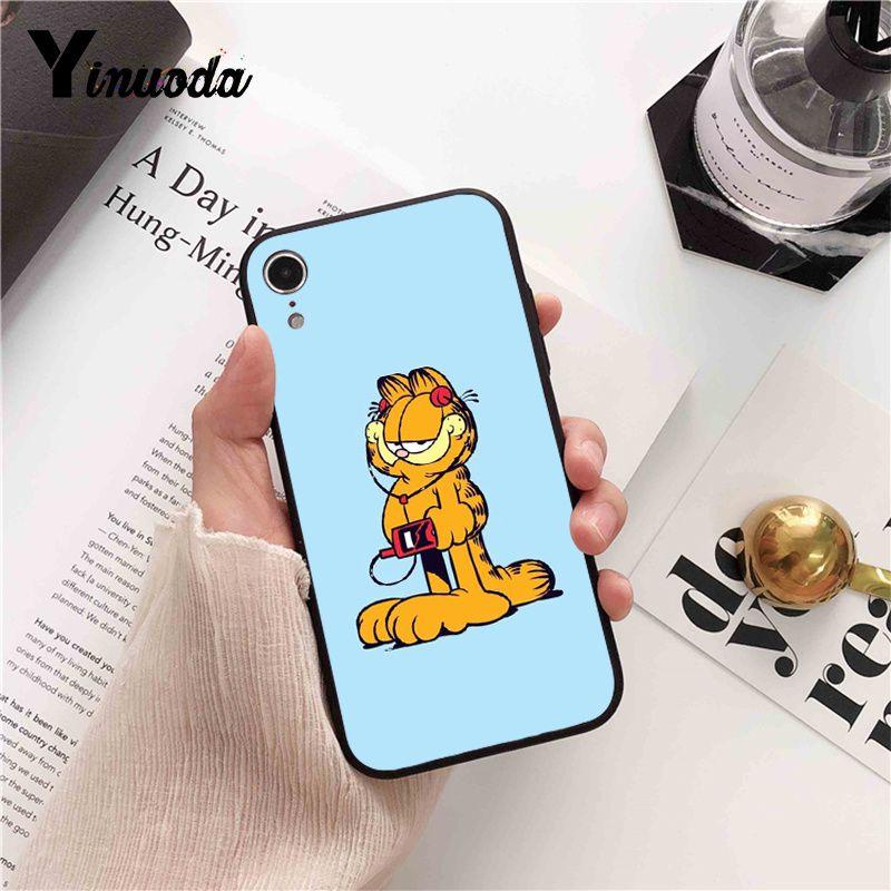Cartoon Garfield Cat