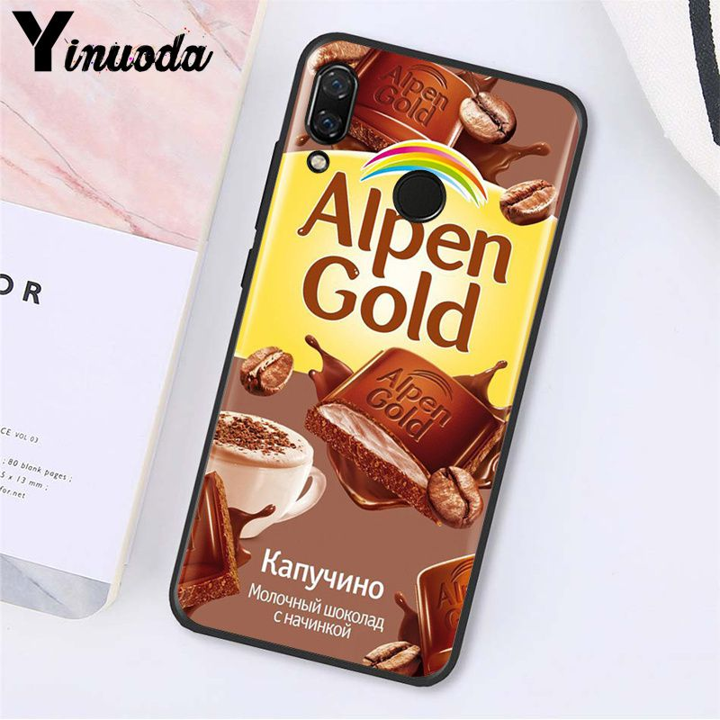 Wonka Bar With Golden Ticket Alpen Gold chocolate