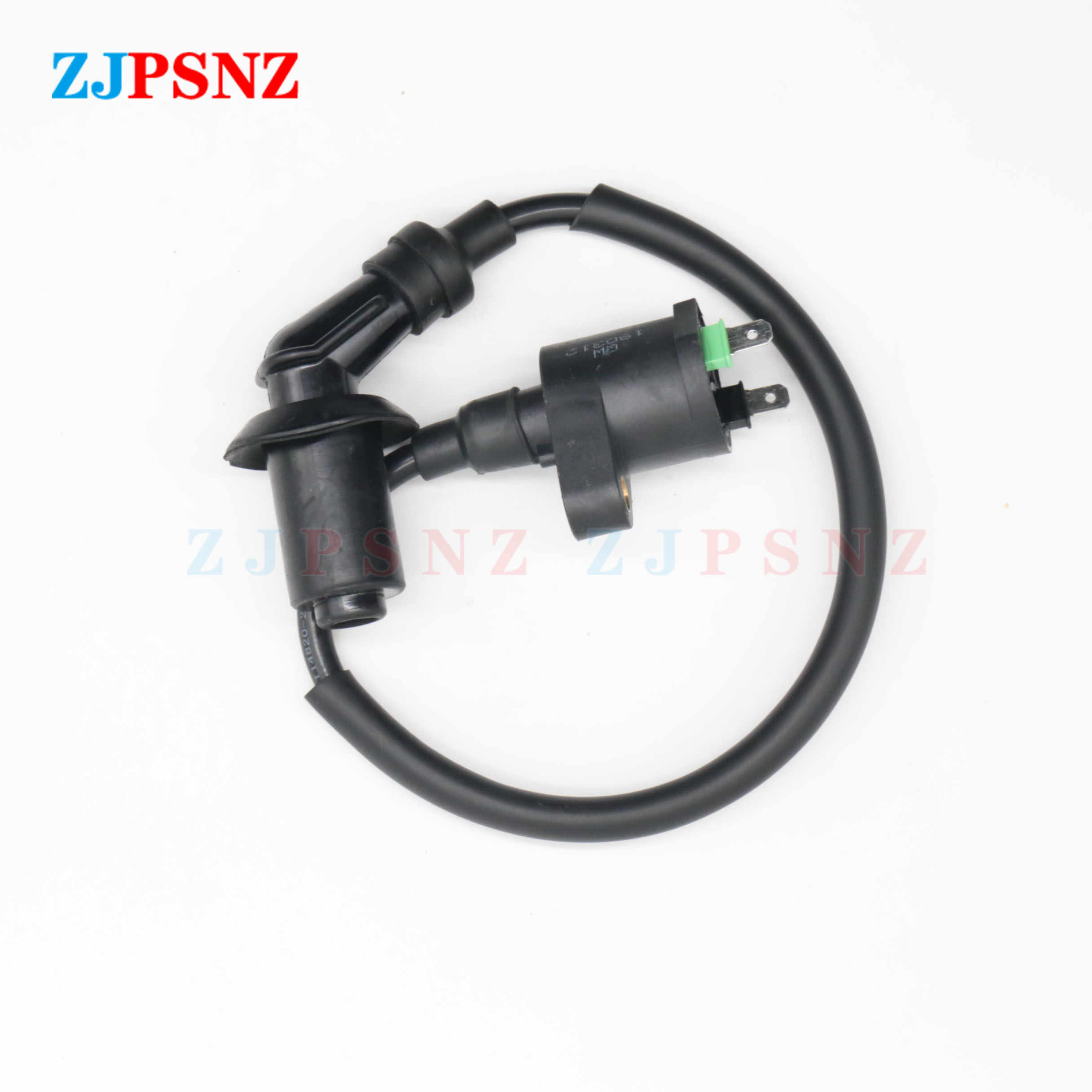 Ignition Coil Motorcycle high voltage package ignition coils Plastic Metal For GY6 50CC 125CC 150CC Engines Scooter Moped ATV