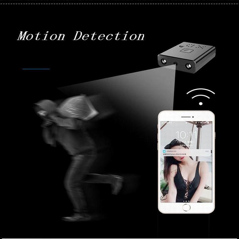 Volemer XD Wifi Mini Camera HD 1080P Home Security IR Night Vision Wireless Video Camera Motion Detection Portable Micro Camera (11)
