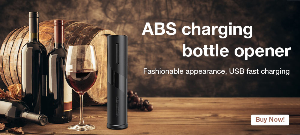 New Automatic Bottle Opener for Red Wine Foil Cutter Electric Red Wine Openers Jar Opener Kitchen Accessories Bottle Opener