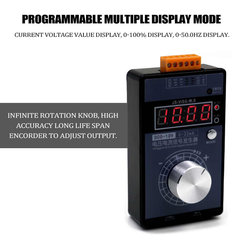 4-20mA Current Signal Generator 15-30V Generator 2 wire Transducer Simulator UK