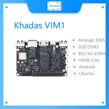 Плата разработки Khadas VIM1 Quad Core ARM Amlogic S905X product image