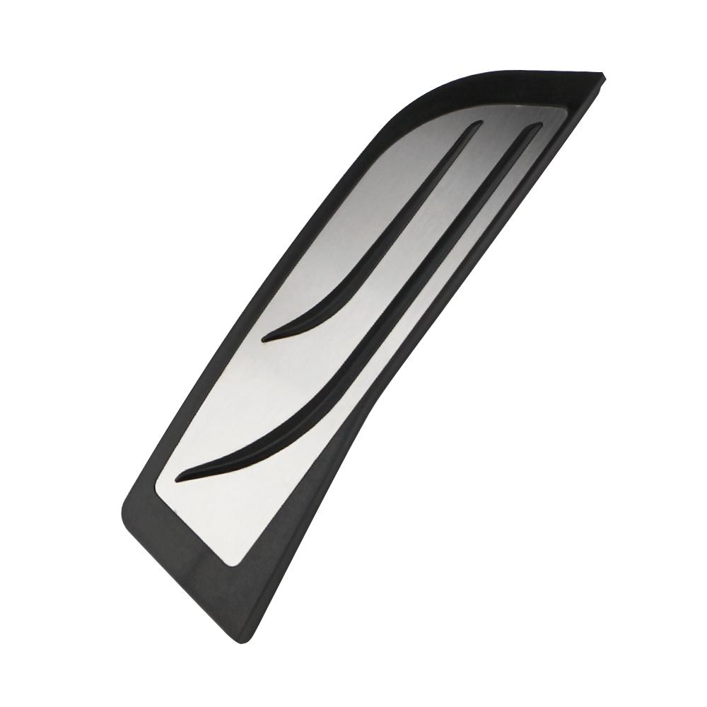 KHZQJK LHD Pedale Auto Copripedali in Acciaio Inox per BMW X3 X4 X5 X6 1//2//3//5//6//7 Serie E87 F20 E90 E92 E93 F30 F35 F34 F31 3GT 5GT