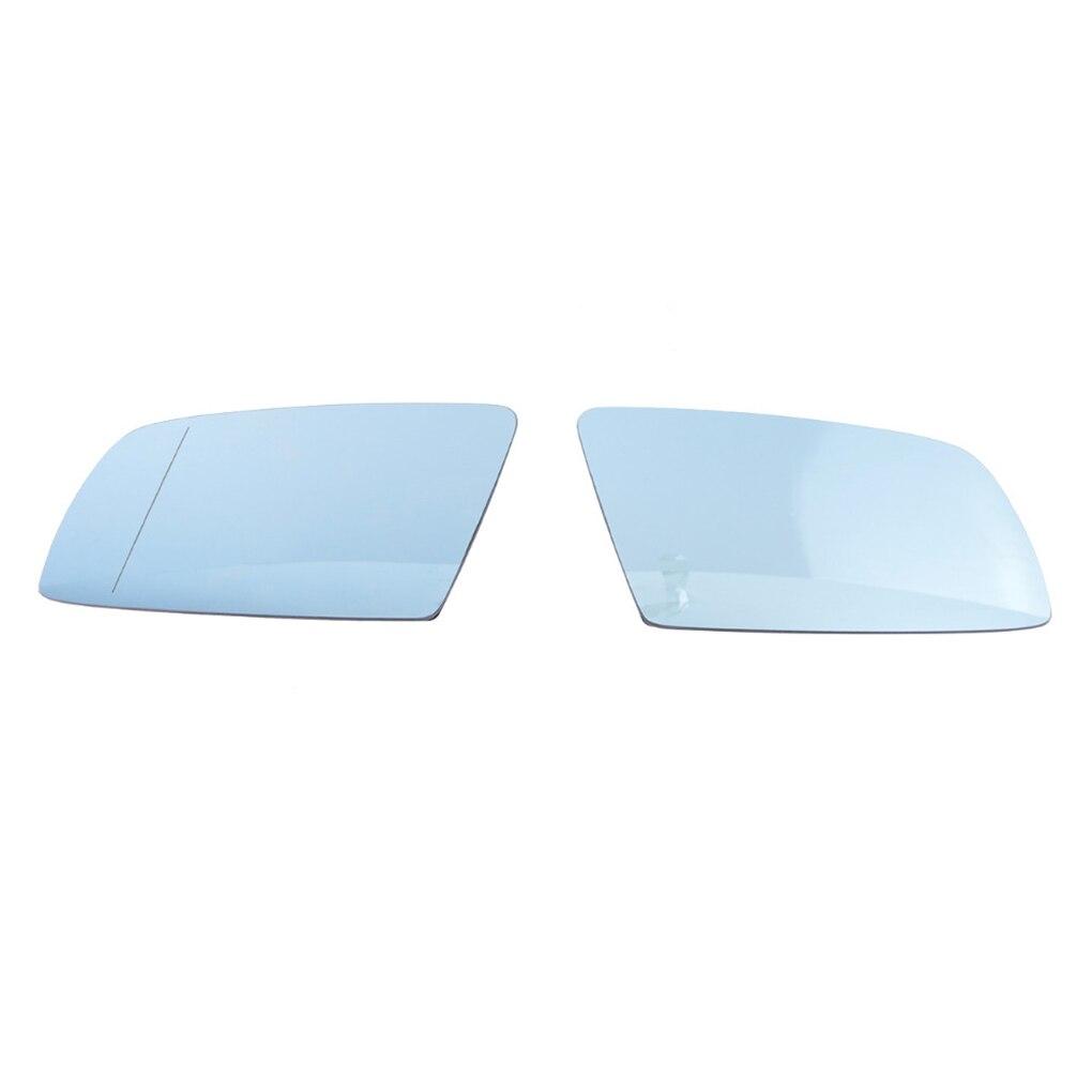 1 piece Right Side Door Mirror Glass Heated for BMW E60 E61 528i 535i 550i 525i