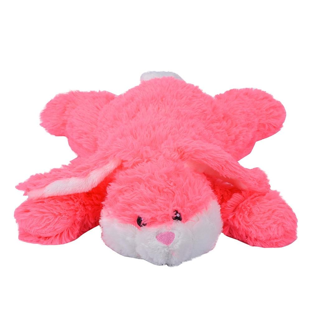 Cartoon Rabbit Plush Doll Home Car Office Pillow Seat Sofa Pillow Cushion Kawaii Plush Animal Soft stuffed toys #B
