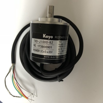 NEW Koyo Rotary Encoder TRD-N2000-RZL-1M