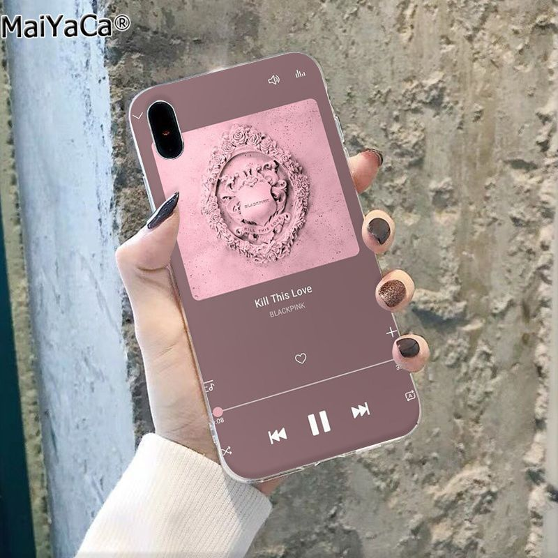 Pink music player Aesthetic