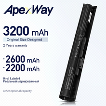 Laptop Battery Pavilion Envy VI04XL HSTNN-DB6I Apexway HP for 14/15-17 V104