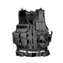 Molle Vest Protective-Vest Airsoft-Gear Tactical-Equipment Paintball-Combat Cs-Wargame