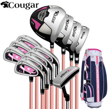 Golf-Clubs-Set Womens Ladies Half Brand with Bag for Leaner Beginner P0L0 Female Girls