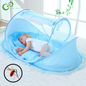 SBaby Bed Netting Pla...