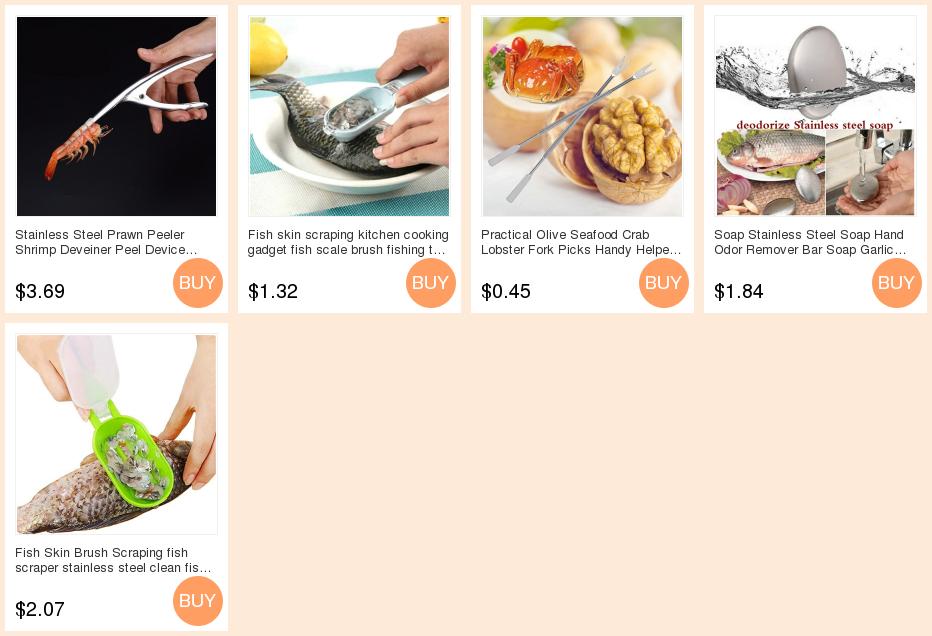 5 Practical Olive Seafood Crab Lobster Fork Pick Handy Z1Z2 Ne Nutcracker A9R1