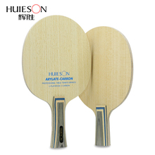 Blade Table-Tennis-Blade Arylate Carbon-Fiber Racket Ping-Pong Huieson 7 7-Ply Lightweight