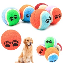 Toy-Supplies Tennis-Ball Training Club Pet-Chew-Toy Exercises Competition Sports-Tournament