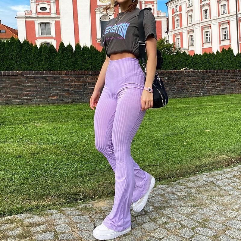 Pealu Ponchos Triangle Coloré Imprimé Leggings Taille Unique Femmes Pantalon confortable