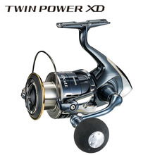 Fishing-Reel Bearing Twin-Power SHIMANO Seawater C3000XG 9 XD RATIO 1BB HAGANE Original