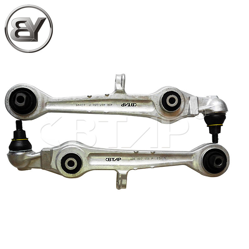 PartsW 4 Pc New Suspension Kit Front Upper Forward /& Lower Rearward Control Arm Ball Joint for MERCEDES-BENZ