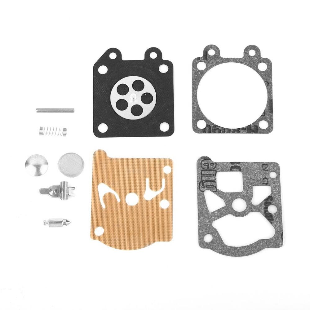 Carburateur Carb /& Filtre Carburant Kit Fit Komatsu Zenoah 4500 5200 5800 45cc 52cc