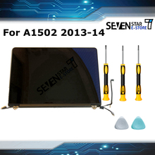 original New A1502 Full Display Assembly for Macbook Pro Retina 13 A1502 lcd assembly Later 2013 Mid 2014 EMC 2678/2875