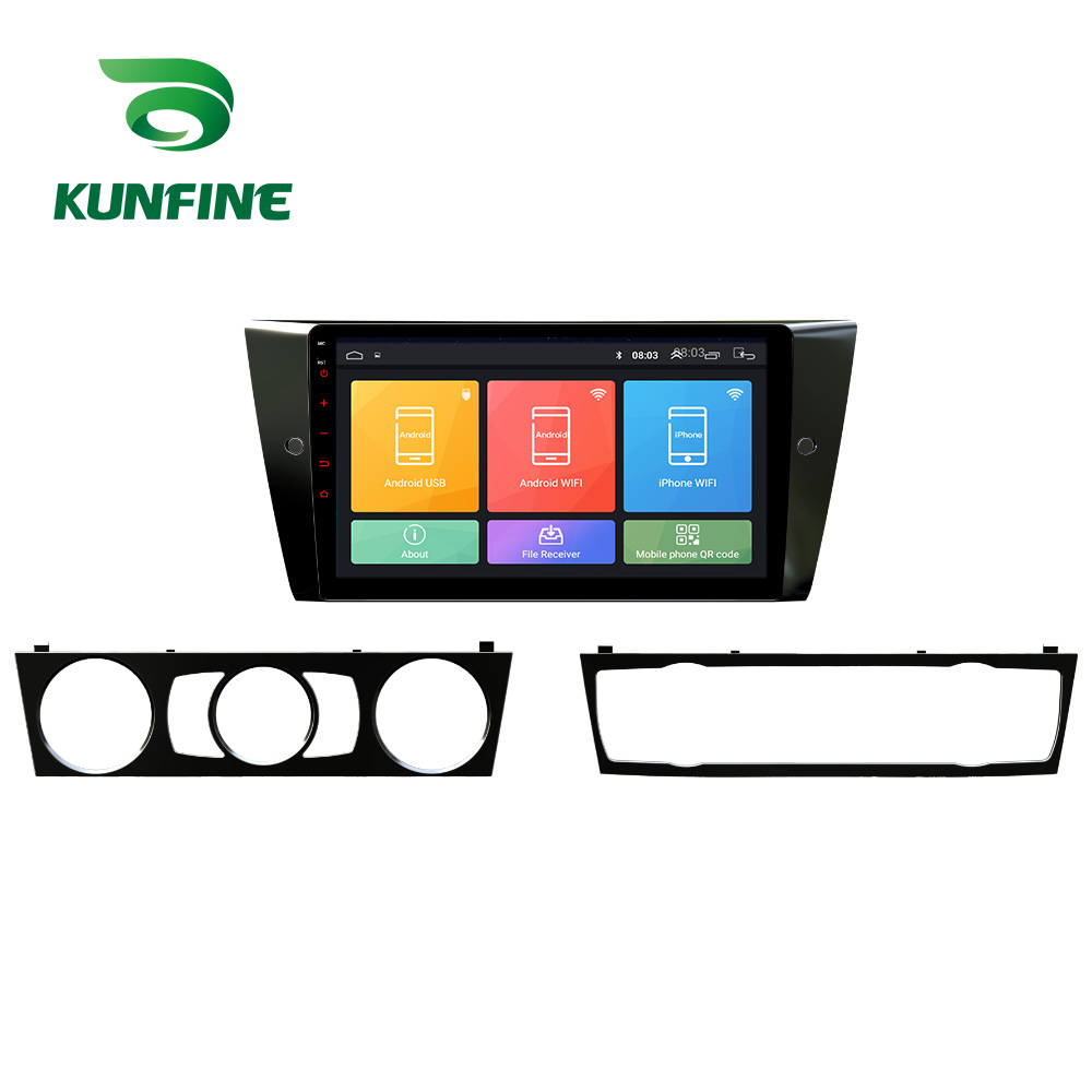 Android Car DVD GPS Navigation Multimedia Player Car Stereo For BMW E90 E92 E93 Radio Headunit6