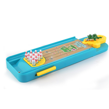 Game-Toy Bowling Kids Interactive-Table Educational Funny Mini Indoor Gift Parent-Child