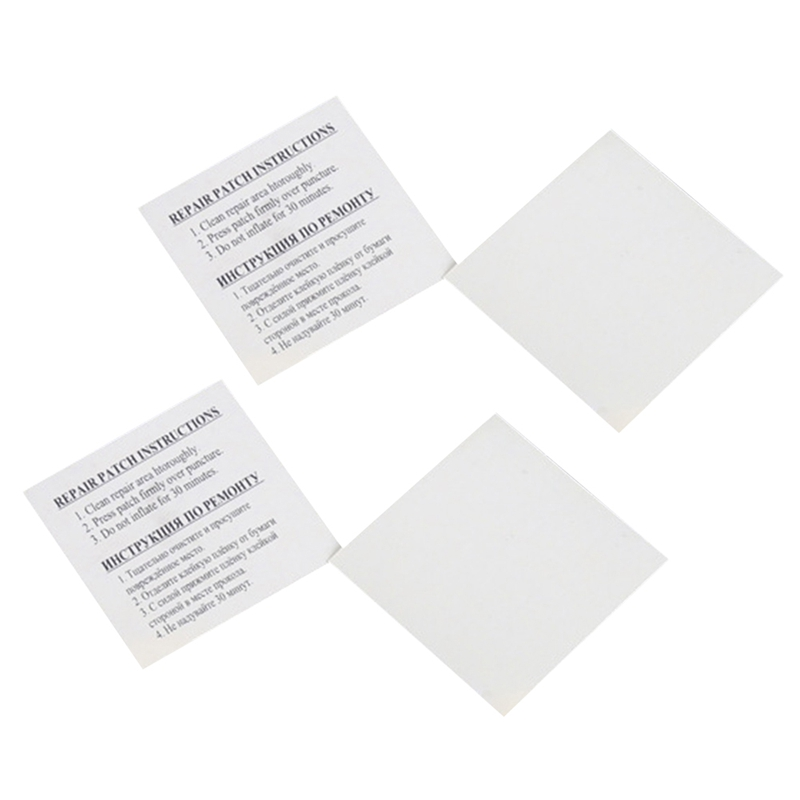 PVC Puncture Repair Adhesive Patch Inflatable Swimming Float Air Bed Patc B1