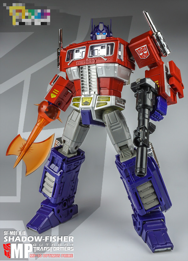 2 Style Transformers G1 MP-10 Optimus Prime Action Figure Toy In Stock