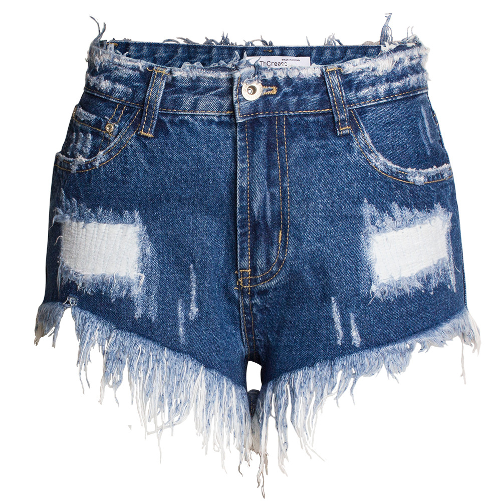 Hot Explosions Women/'s Hot Pants Loose Wide-brimmed Shorts Denim Shorts