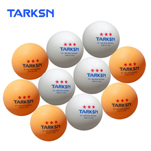 Table-Tennis-Balls Tenis Ping-Pong-Balls Plastic 3-Star TARKSN PRO for Racket 40--Mm