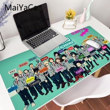 Desk-Mat Gadget Mouse-Pad Academia Anime My-Hero Notbook Games Laptop Office 70x30cm