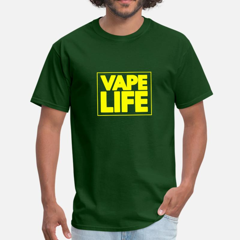 Custom Vape Life t-shirt