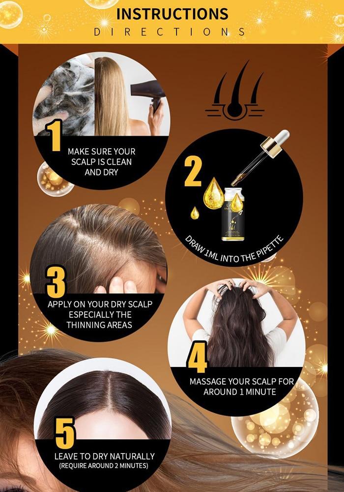 Treatment, Hair Serum, Anti Hair Loss