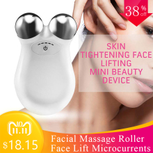 Facial-Massager Face-Lifting-Machine Microcurrent