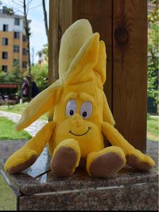 Toy Watermelon Lemon-Mushroom-Pineapple Pear Banana Plush-Doll Fruits Vegetables Cauliflower