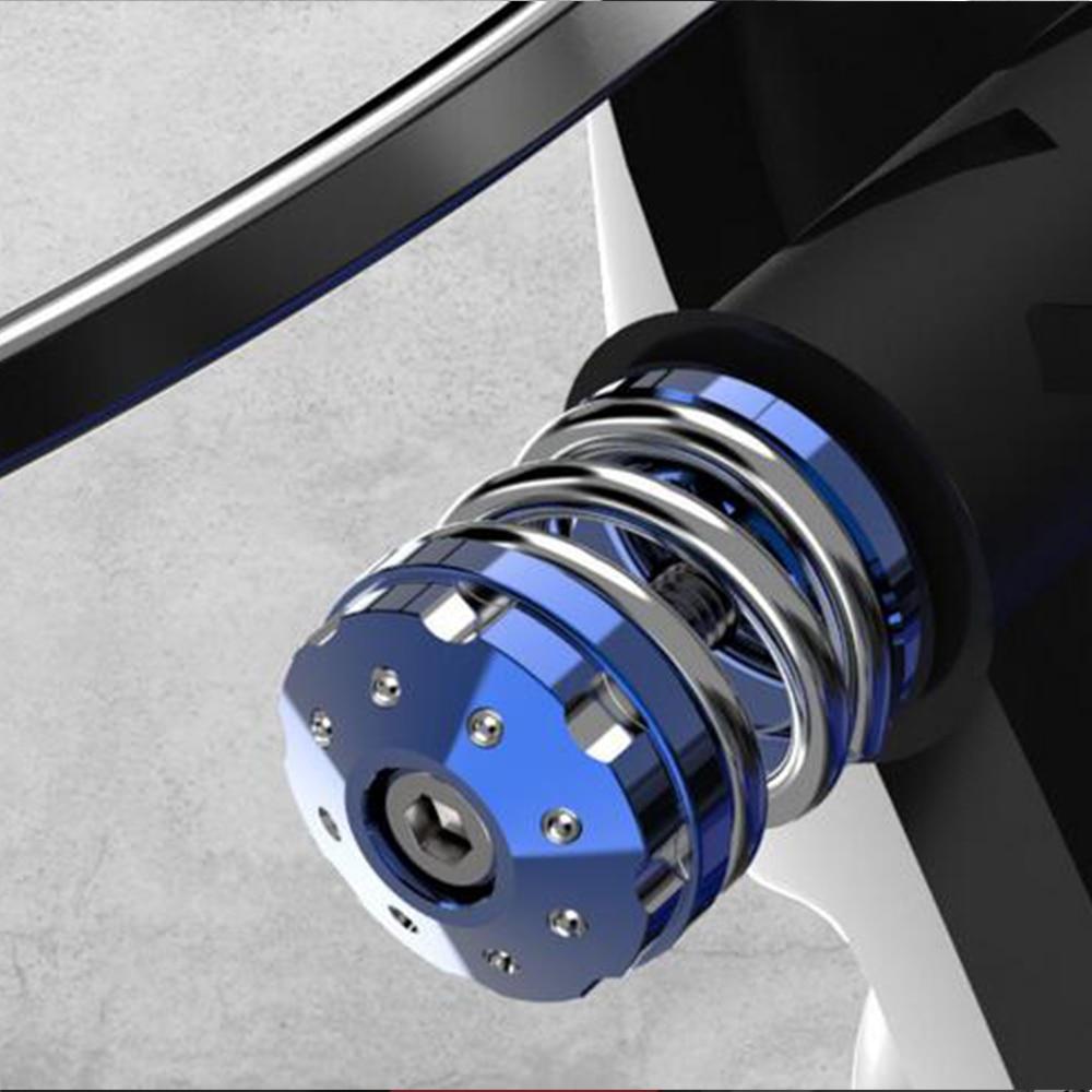 Color : Azul XDYCR Manillar Moto para Yamaha Xmax 250 Xmax300 Xmax 125 Xmax 400 X-MAX 250 300 400 2017-2019 Mango De Motocicleta Empu/ñaduras Agarres De Carreras Agarre Manillar Termina