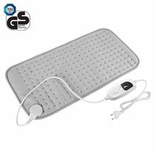 Warmer Electric-Heating-Pad Pain-Relief 3-Heat-Controller Waist-Back Winter 100W