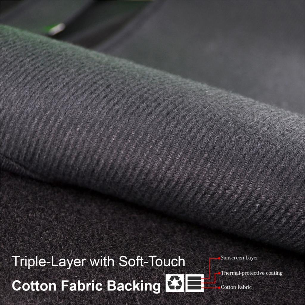 Chevrolet Tracker 1999-2004 w// Sensors Carpet Dash Cover Mat Charcoal Grey